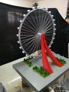 摩天轮模型