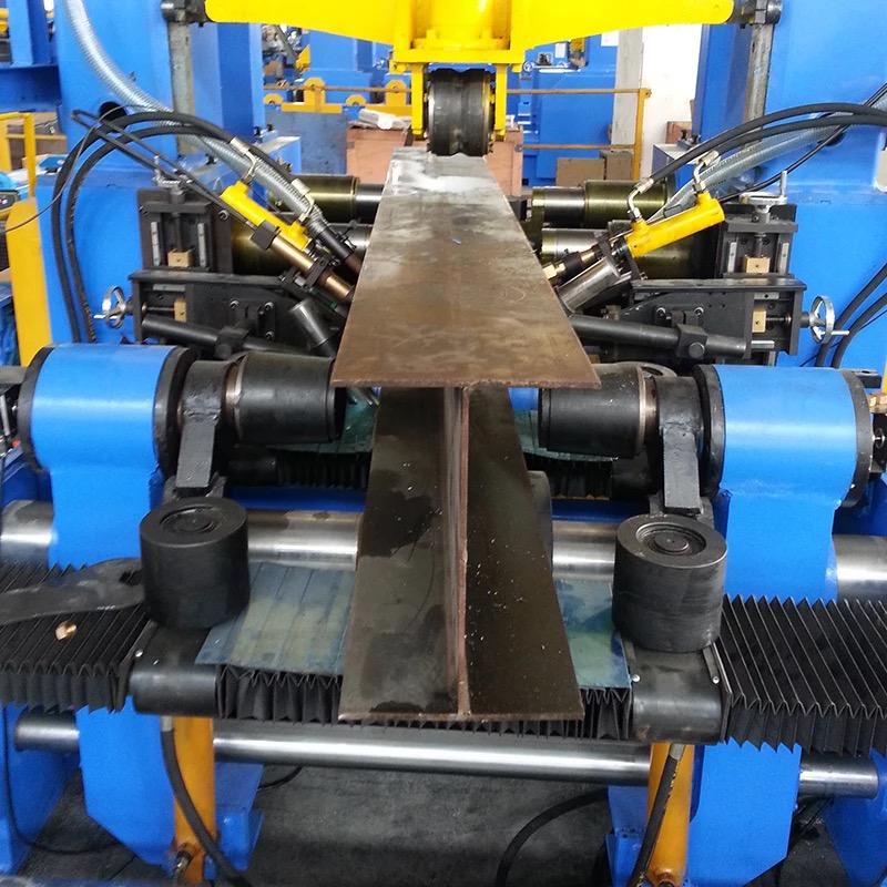 拼焊矫一体机