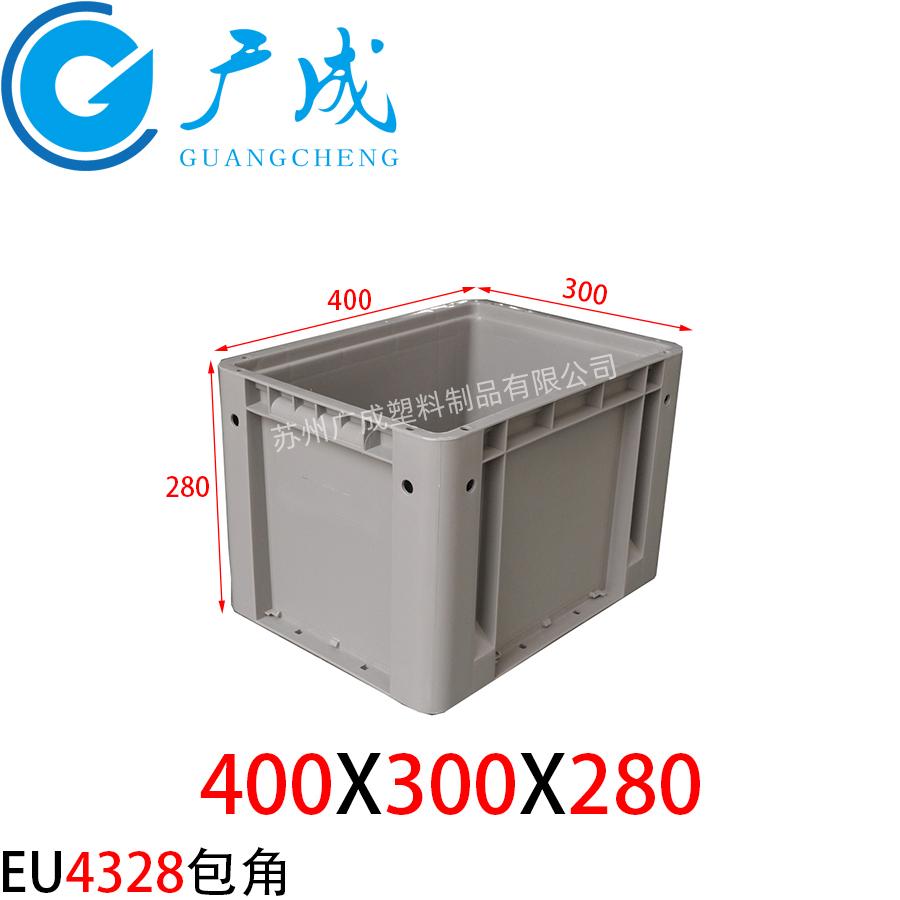 EU4328物流箱(包角)