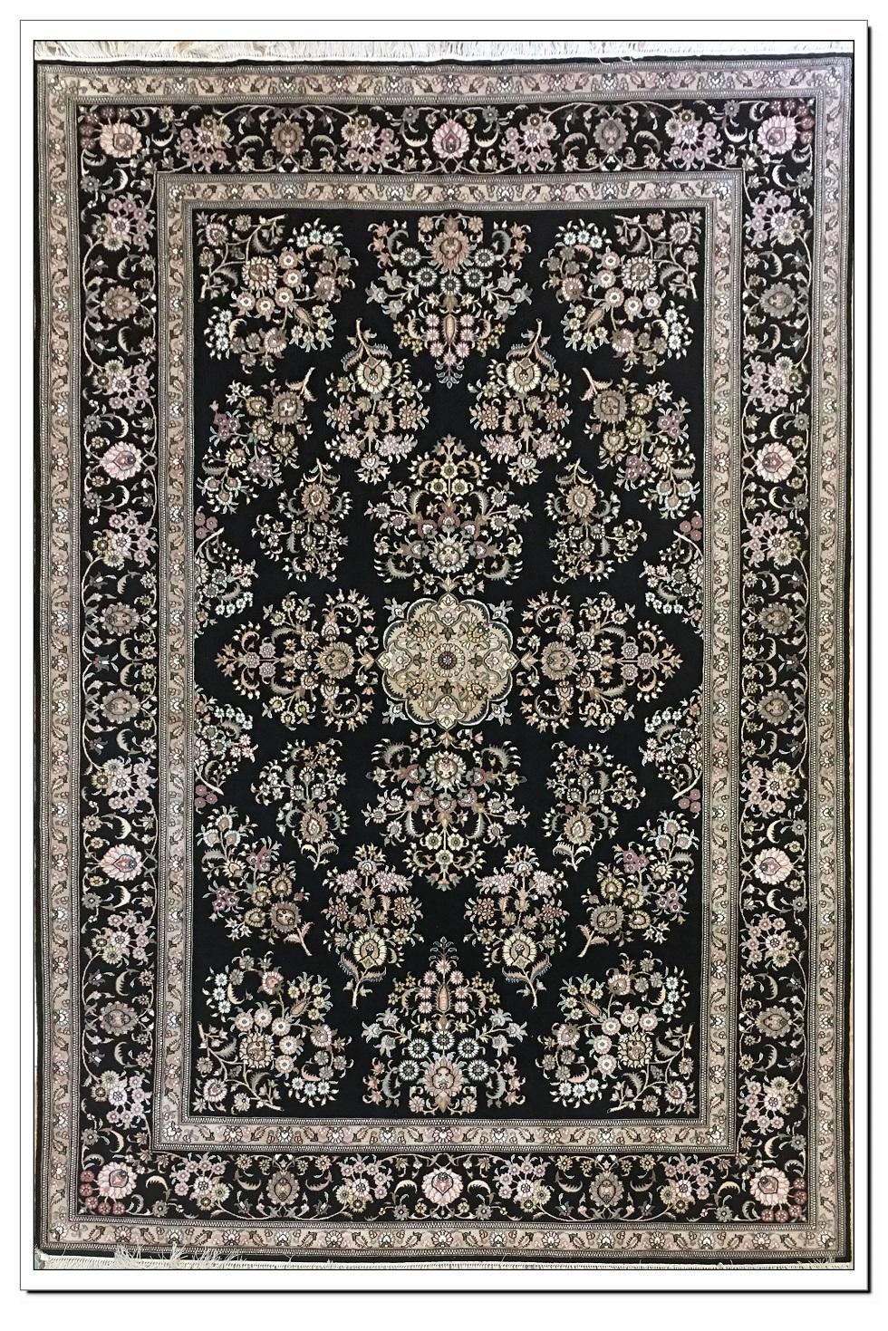 真丝地毯300道x30008