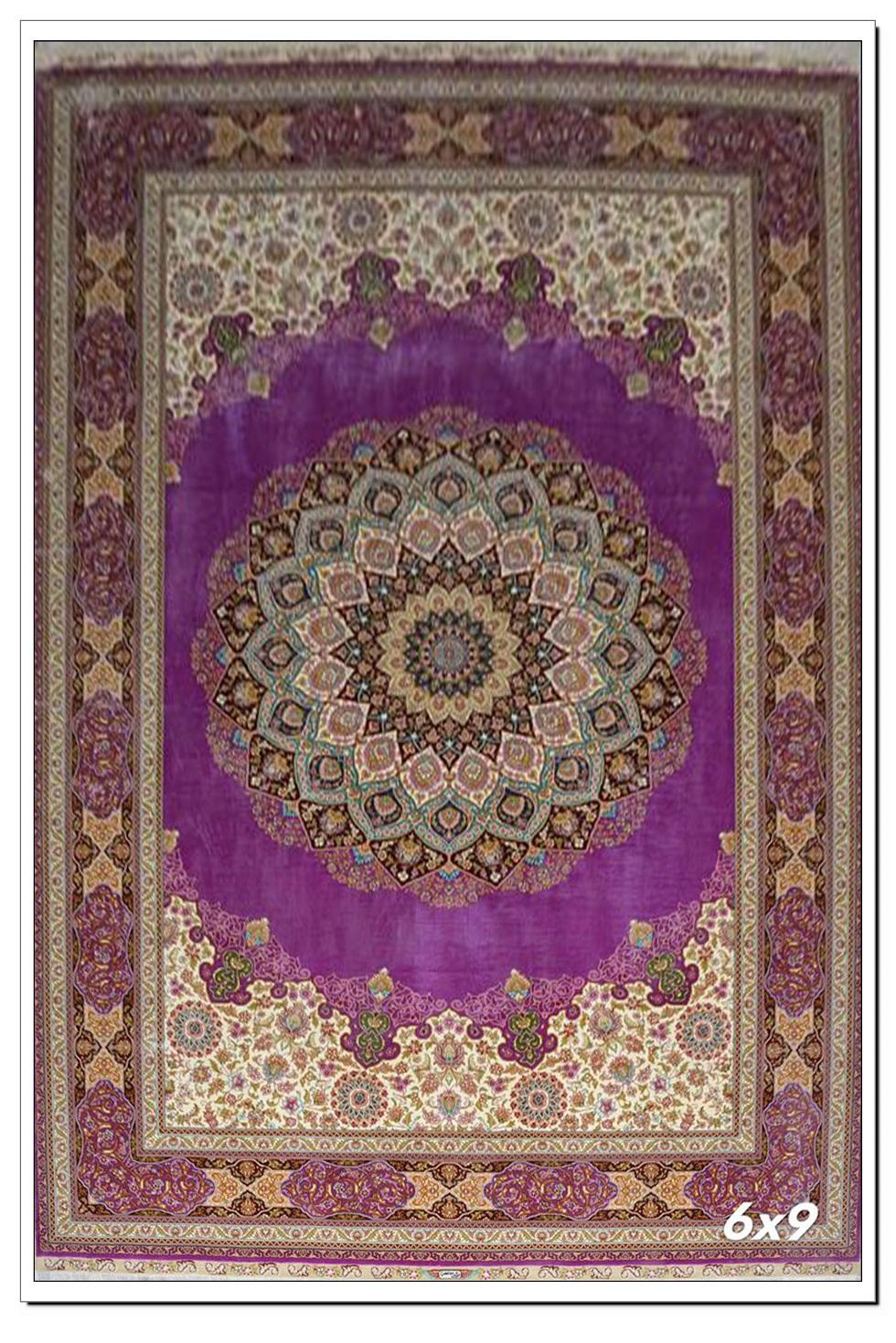真丝地毯300道x30006