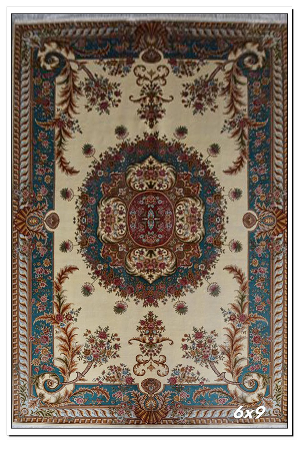 真丝地毯300道x30005