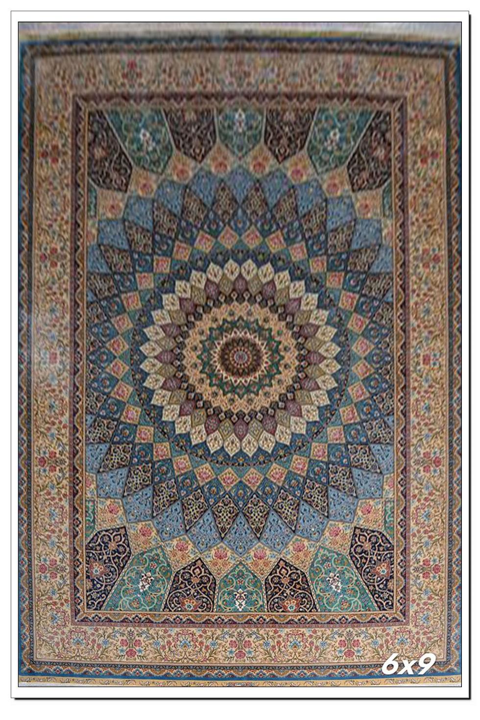 真丝地毯300道x30004