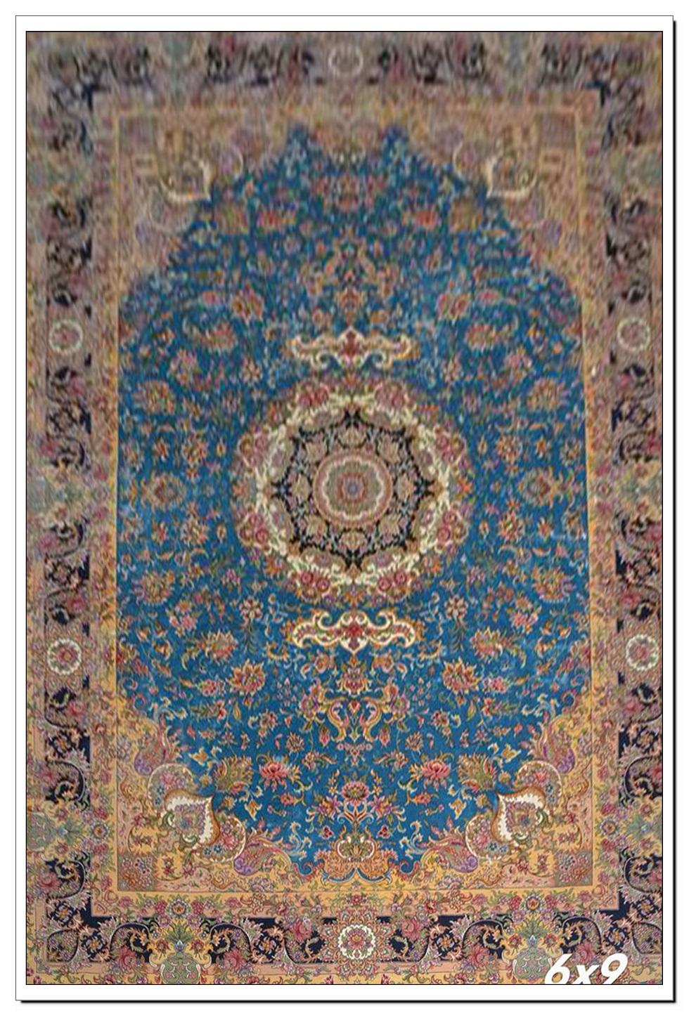 真丝地毯300道x30003