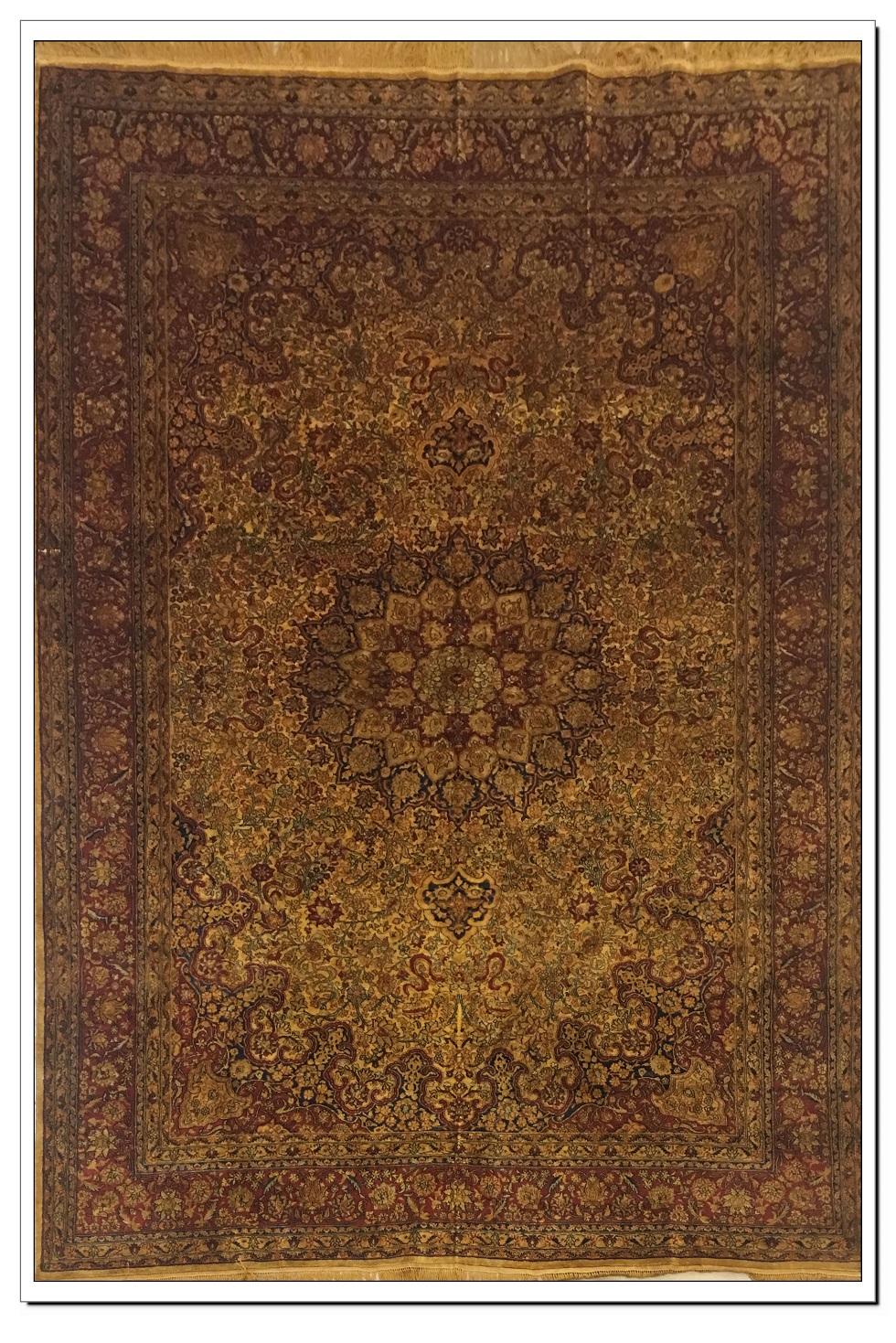 真丝地毯300道x300111