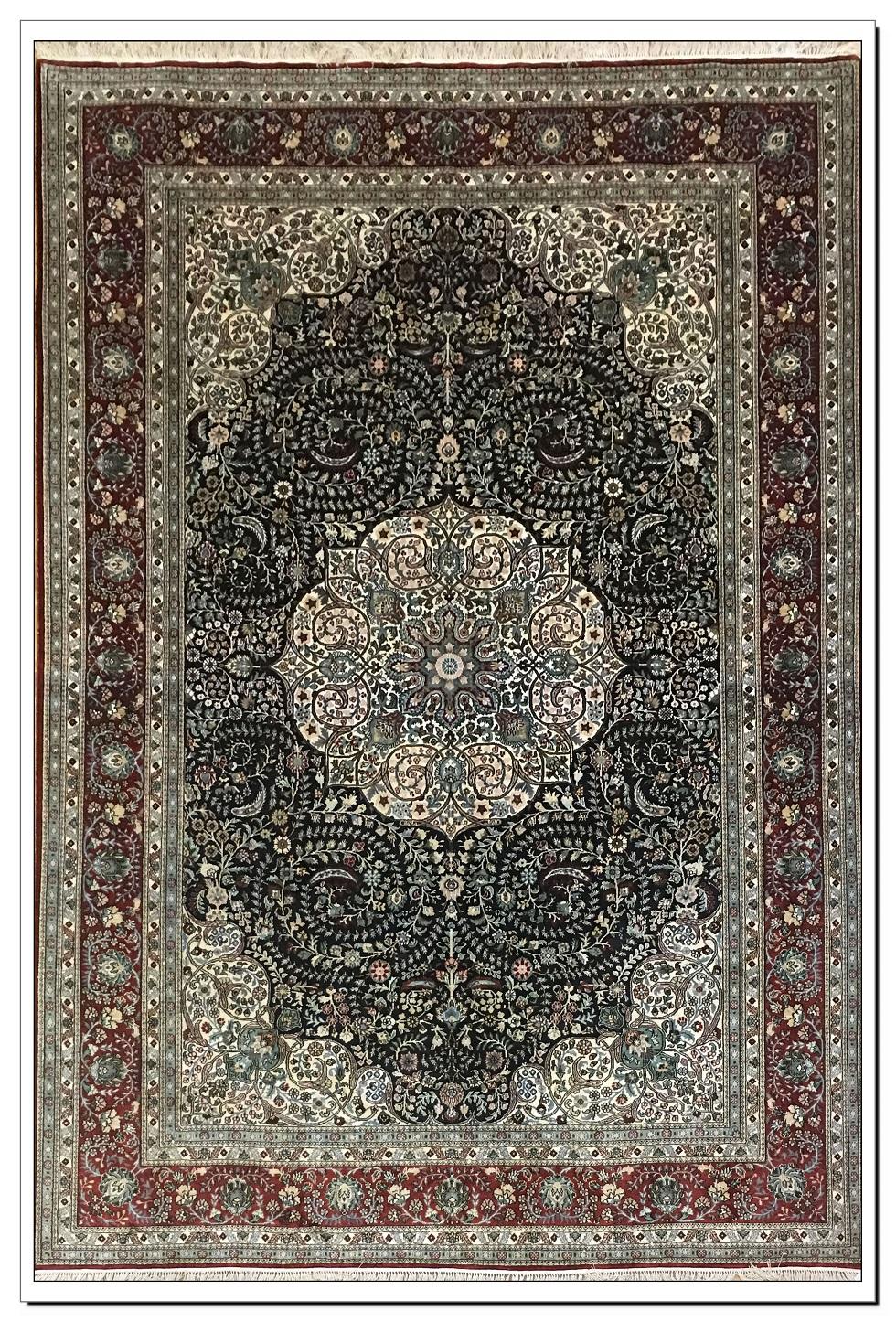 真丝地毯300道x30009