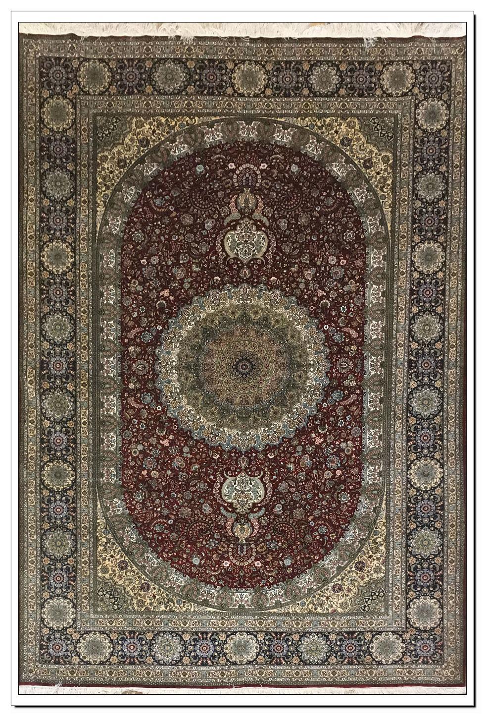 真丝地毯400道x40003