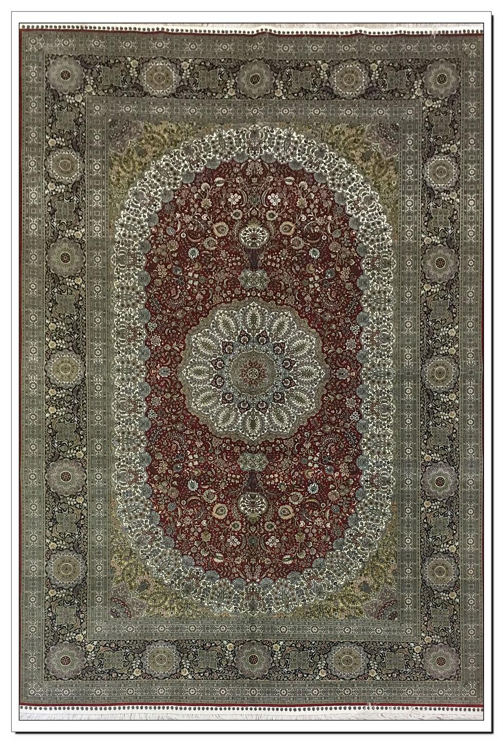真丝地毯400道x40004