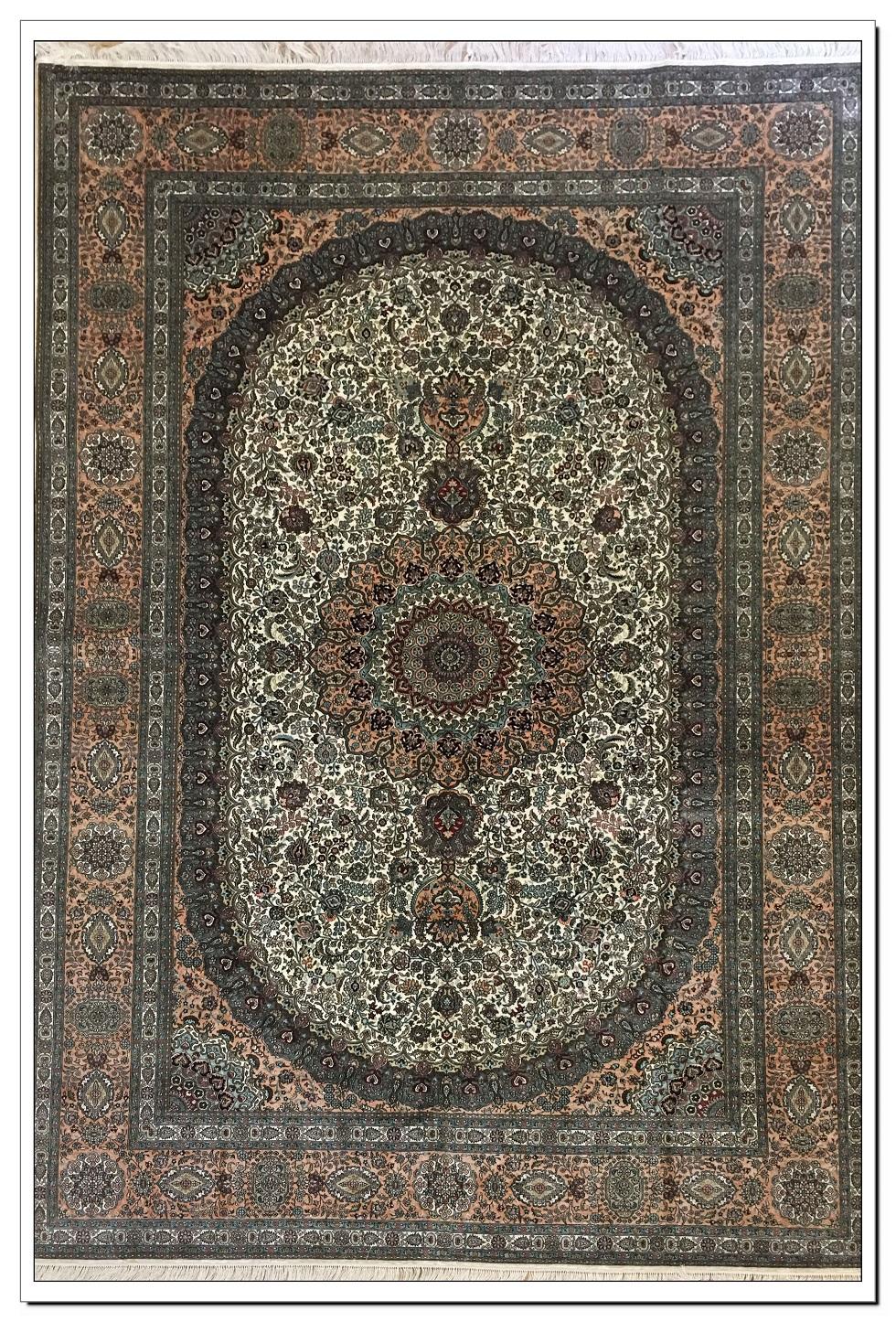 真丝地毯400道x40001