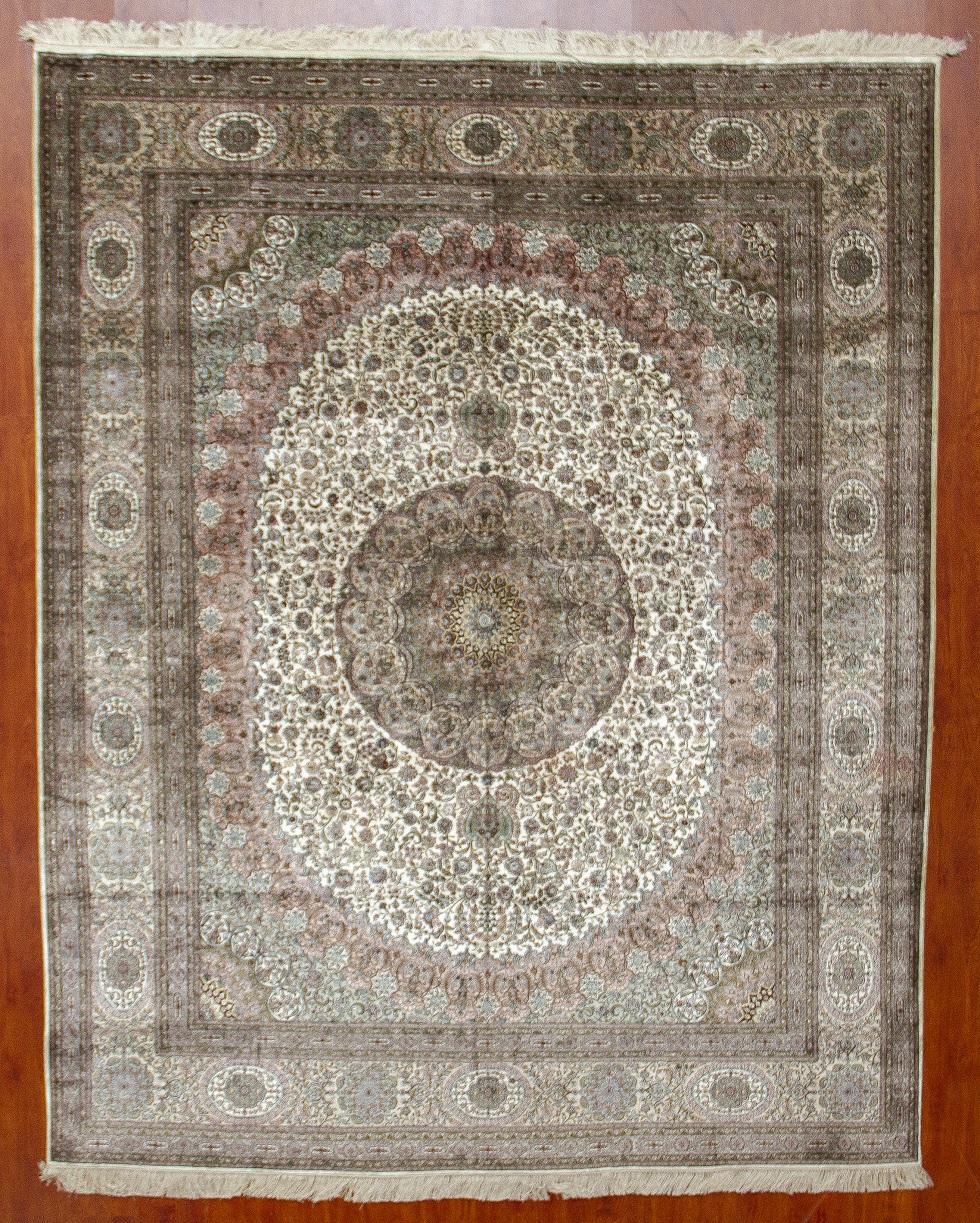 真丝地毯600道x60001
