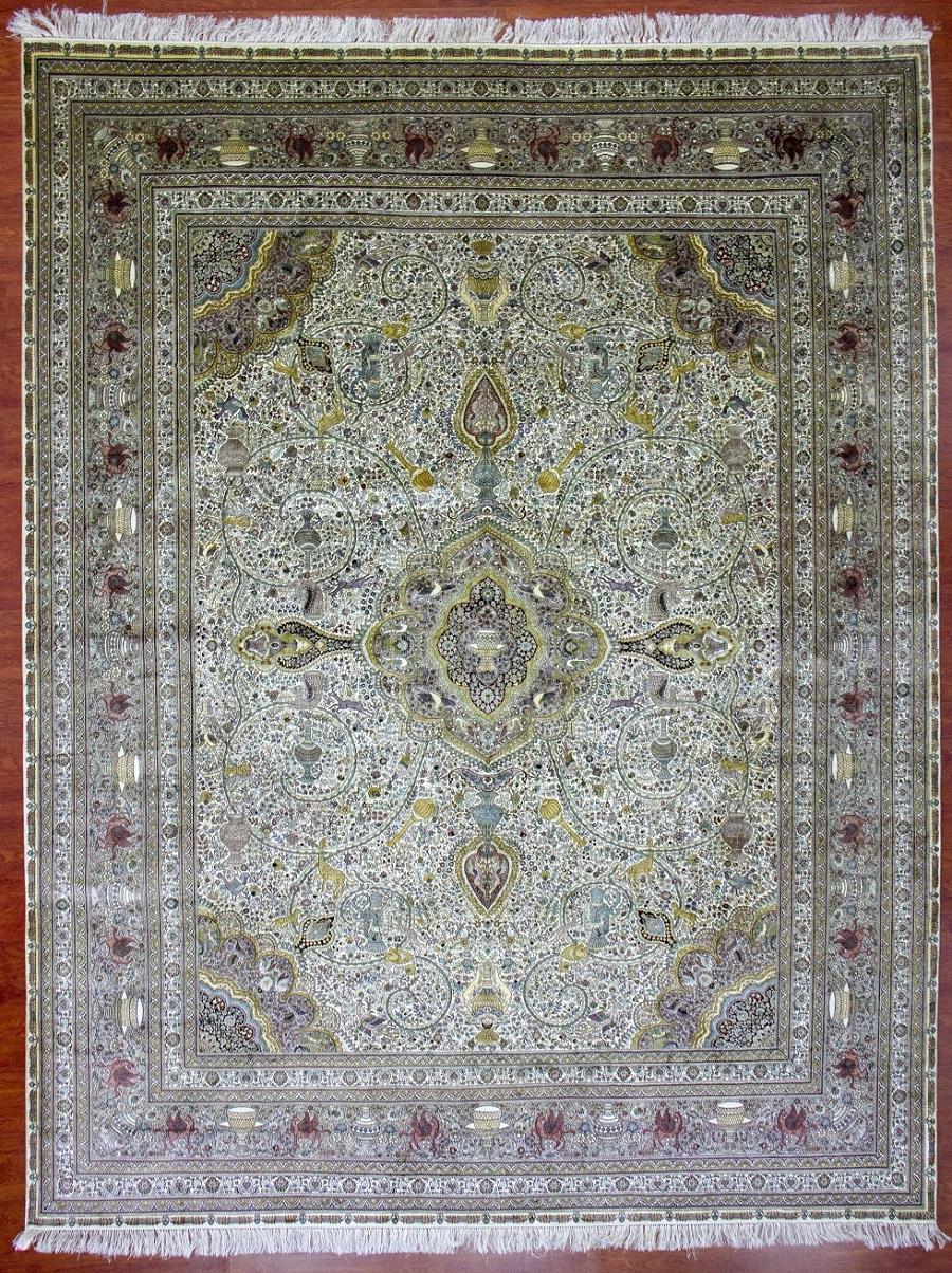 真丝地毯600道x60004