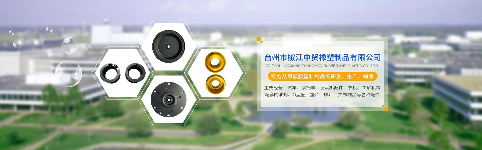 臺州市椒江中貿橡塑制品有限公司