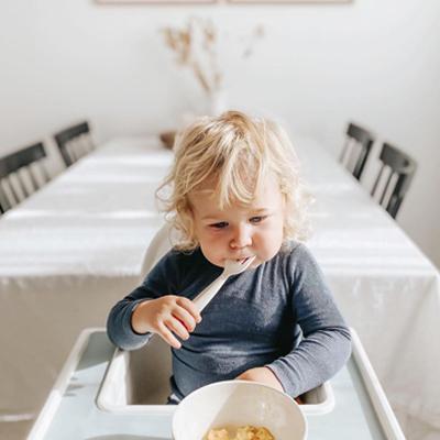 miniware天然宝贝辅食碗-专注学吃饭的秘诀