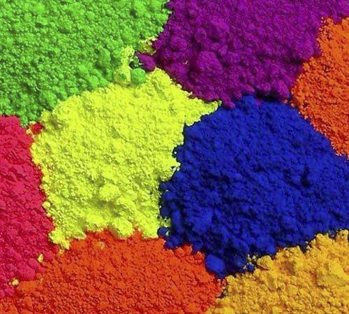 印染行业中,什么是荧光染料?