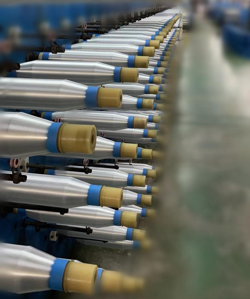 单丝纺丝工程成套设备