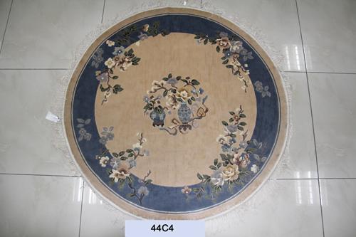 真丝圆毯120道x12015