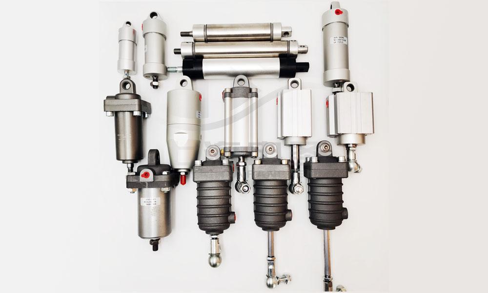 气缸执行器