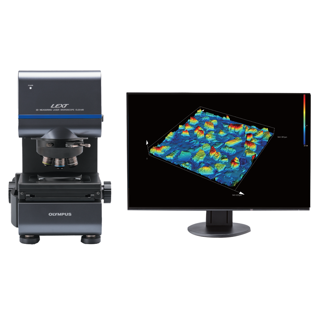 OLS5100 3D激光扫描显微镜