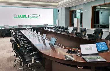 助力重庆轨道交通,实现绿色环保高效无纸化办公会议