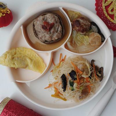 miniware天然辅食碗-不私藏的宝宝年菜食谱分享(二)