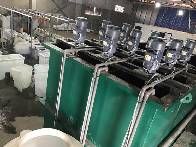 膜工艺在电镀废水处理工程中的运用浅析