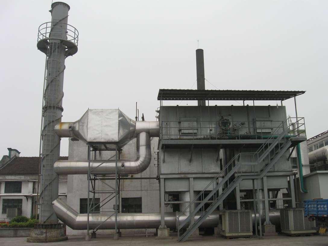 船舶厂废气处理方案