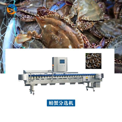 螃蟹分选机