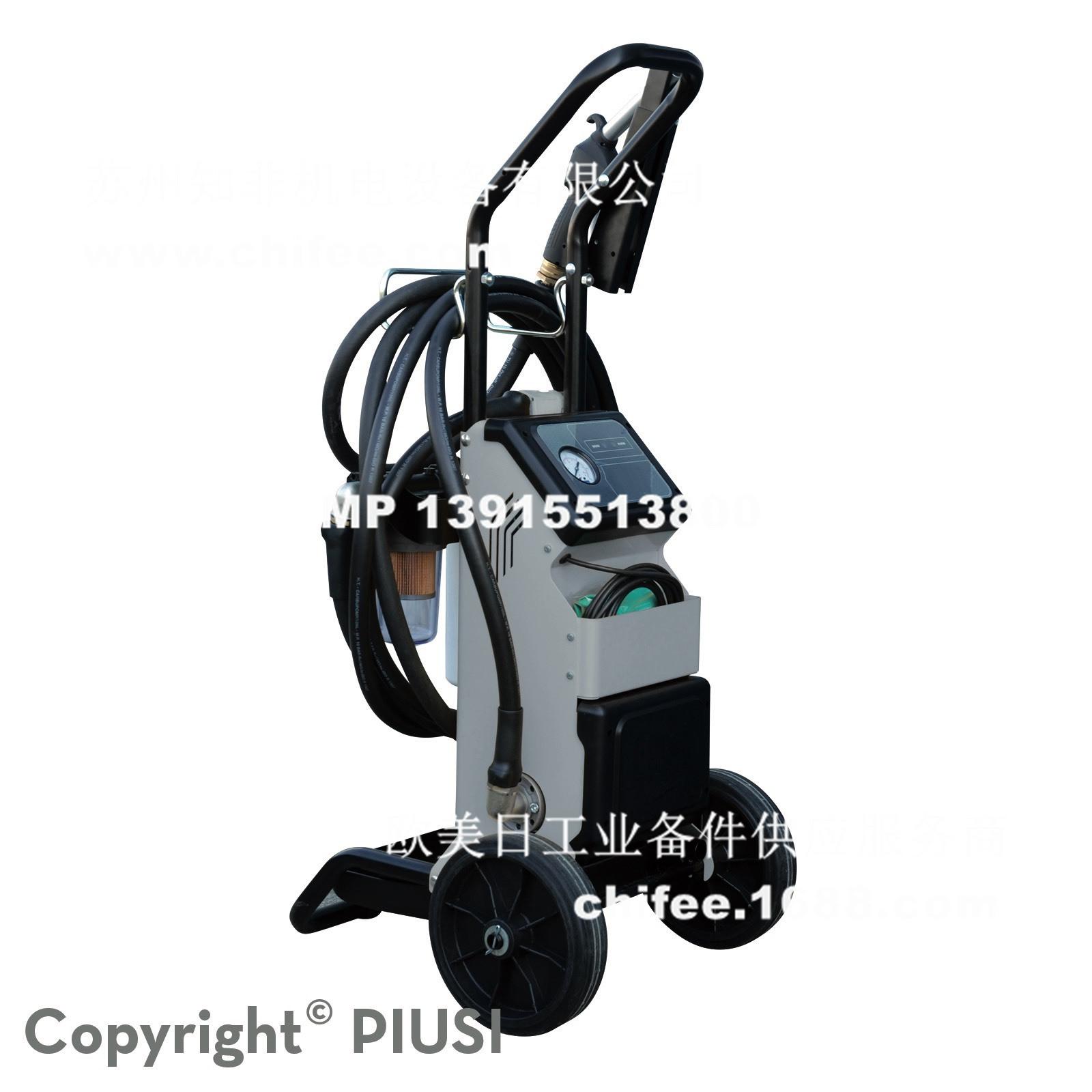 意大利派优仕PIUSI计量加油设备K24电子流量计K500在汽车修理厂及SB325尿素加注设备中的应用案例