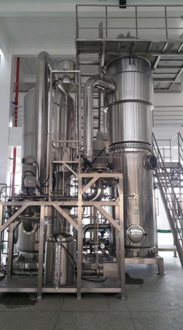 绿禾盛分享:购买MVR蒸发器注意事项