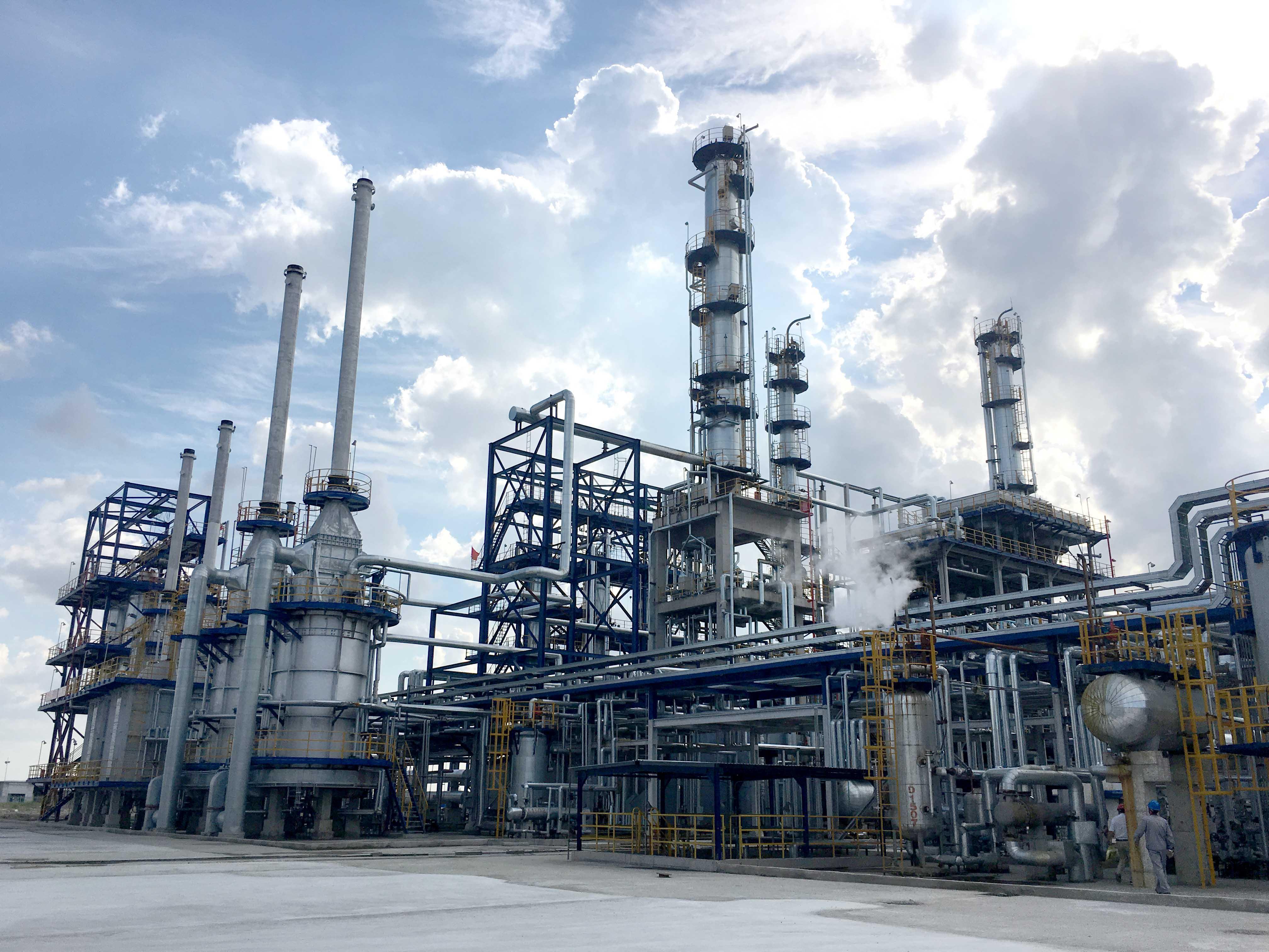 劣质重油加氢项目
