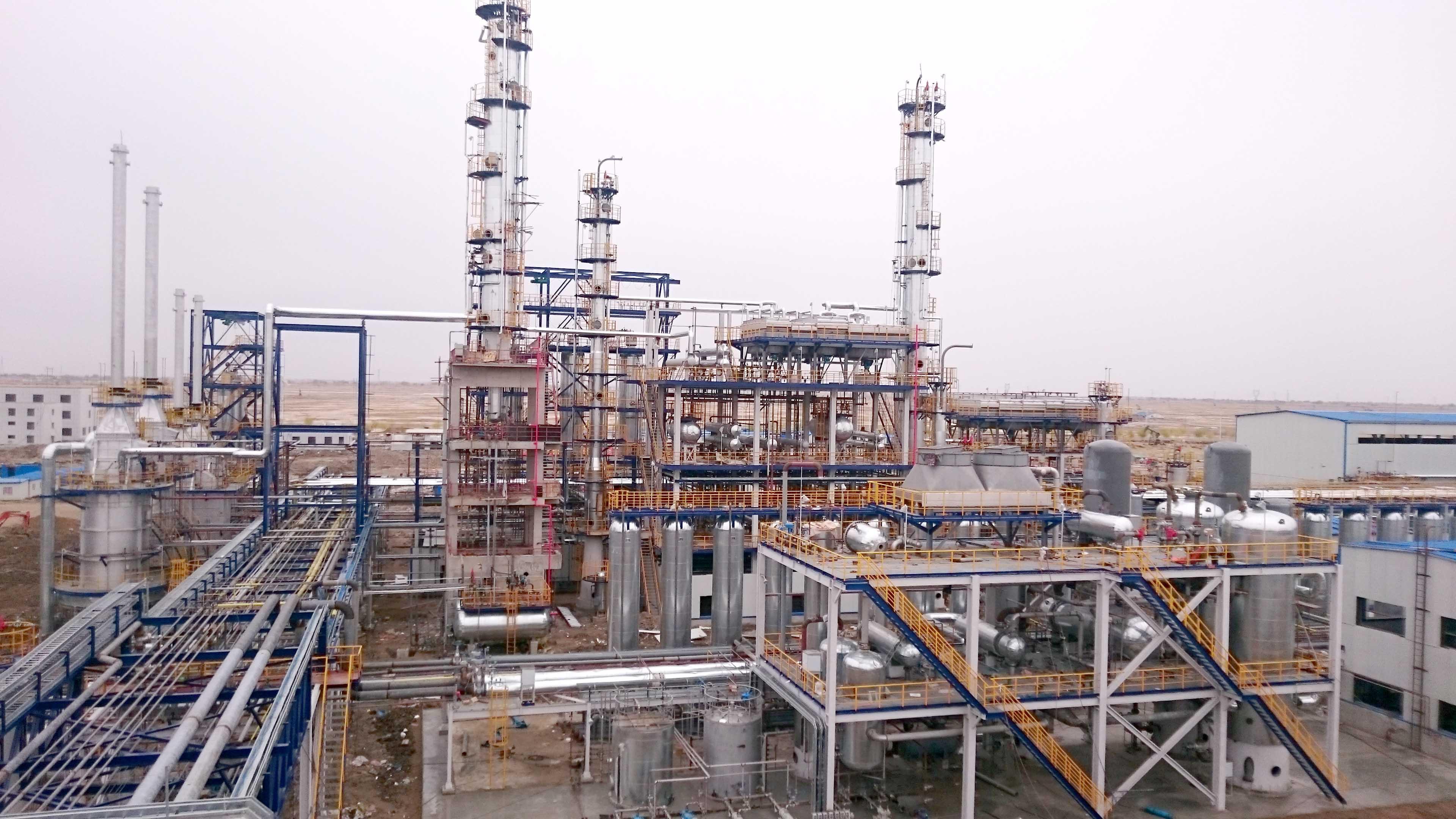 催化重整及芳烃抽提项目