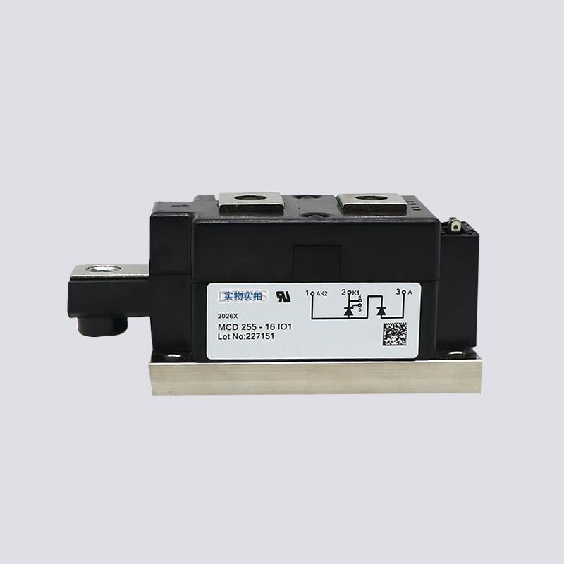 艾赛斯可控硅模块 MCD255-16IO1 晶闸管 二极管模块 全新原装现货直销