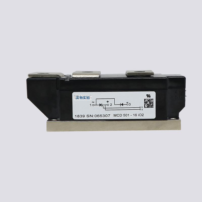 艾赛斯可控硅模块MCD501-18IO1 二极管 整流桥模块 全新原装现货直销