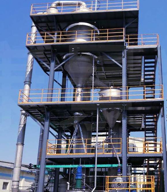 一般工业生产过程中对蒸发器的选型有哪些考虑因素
