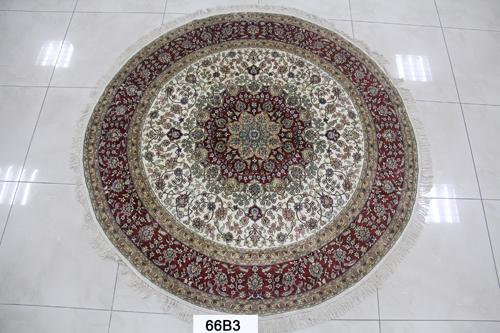 真丝圆毯300道x30002