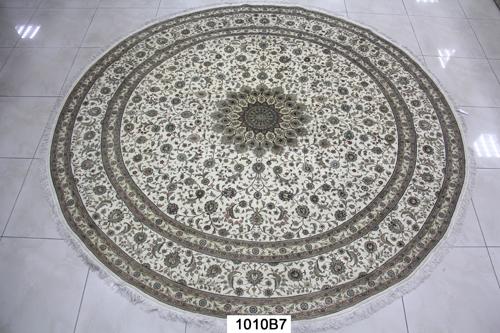 真丝圆毯300道x30019