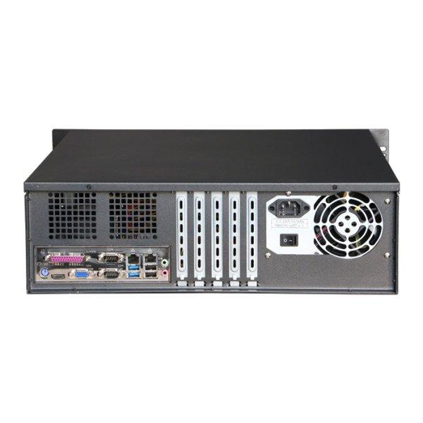 IPC-3000H-3U上架式工控机箱