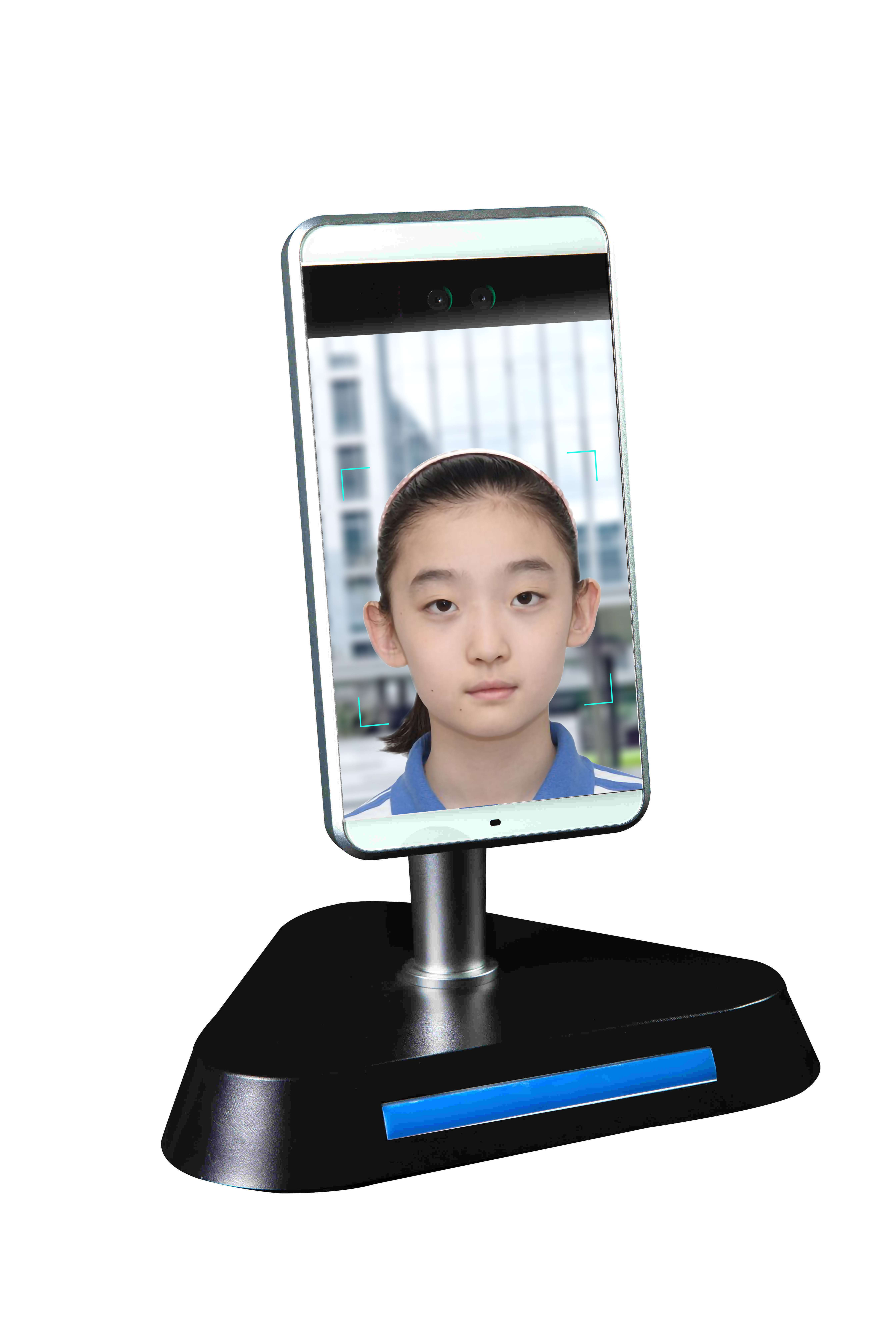 BH-038-标准版-智能人脸识别终端