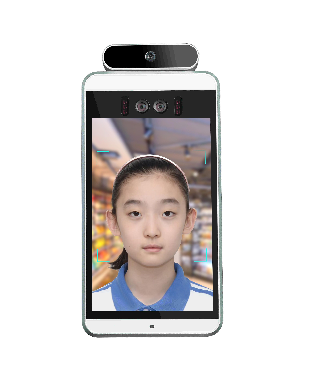 BH038-T 测温版-智能人脸识别终端