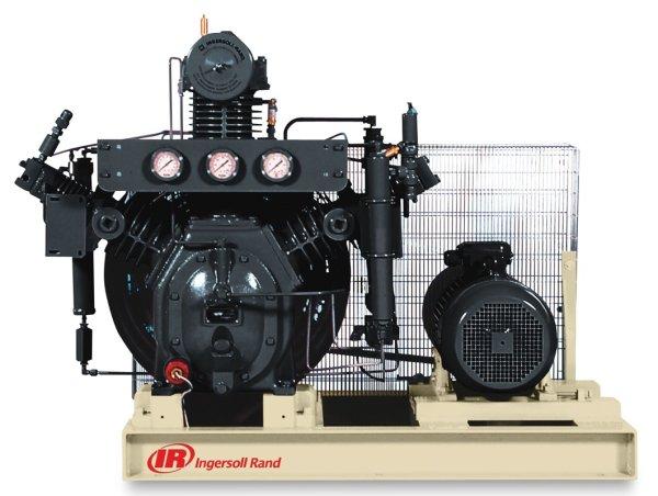 2.2-15kW中高压30-414barg活塞式空气压缩机