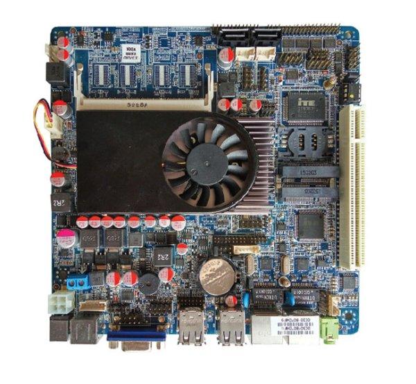 ECB-NI5C62D-ITX主板