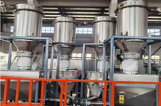 江苏泓沃---自动化配料系统