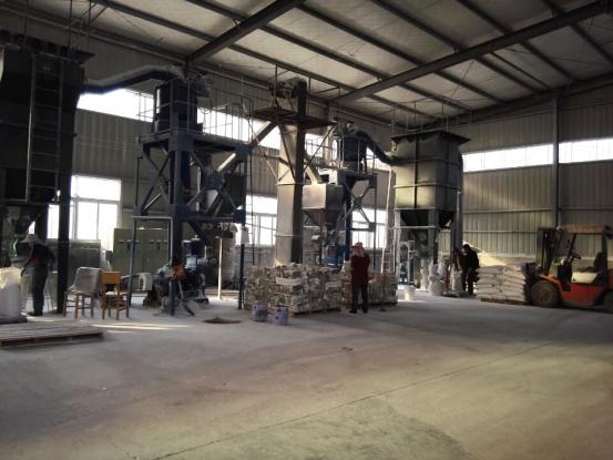 沉淀硫酸钡的生产工艺和八大用途