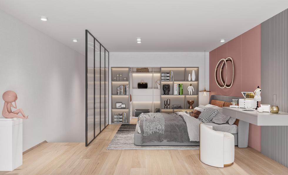 新作   LOFT青年公寓G户型