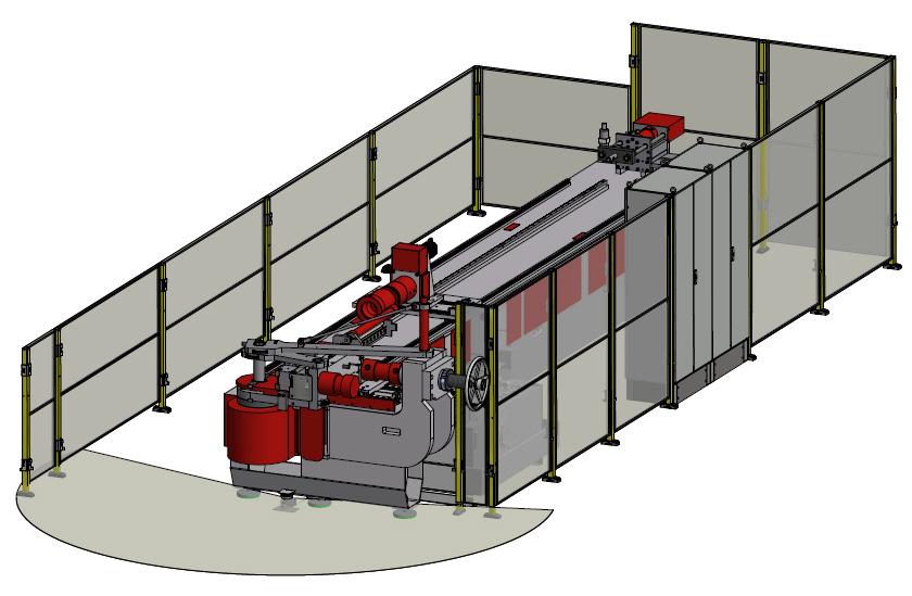 重型数控弯管机  液压弯管机 海关船舶弯管机 全自动数控弯管机 德国全斯福 transfluid