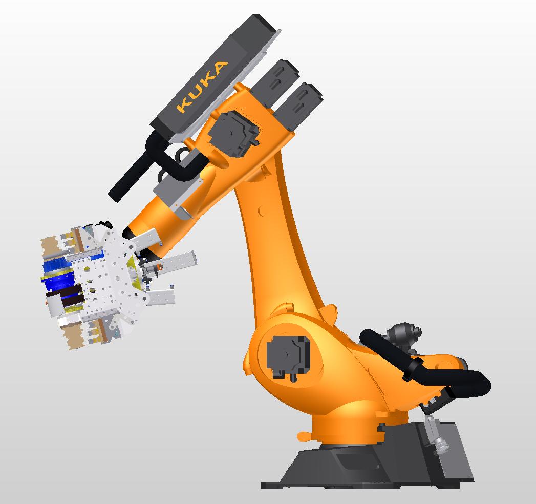 机器人弯管单元 机器人弯管机 机械臂弯管机 机器人弯管单元 德国全斯福 transfluid