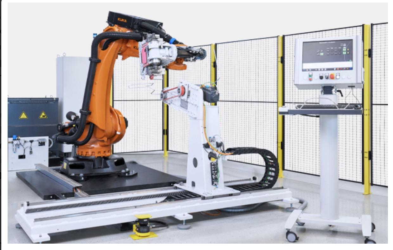 机器人弯管机 机械臂弯管机 机器人弯管单元 德国全斯福 transfluid