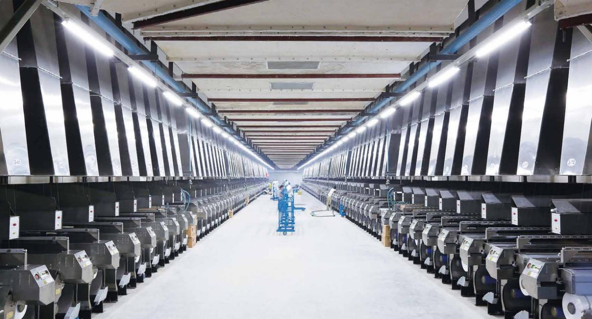 化纤直纺工程项目总承包
