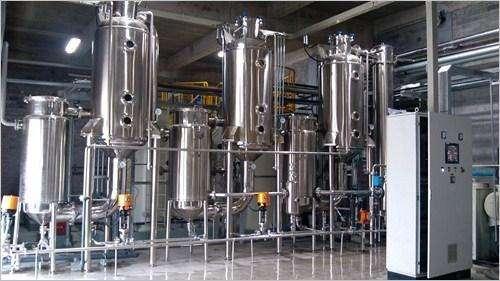 绿禾盛告诉您三效蒸发器的串联形式及真空系统