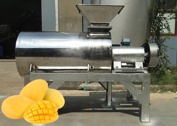 芒果醬加工生產線